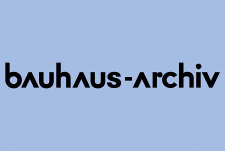 Logo, Bauhaus Archiv (Berlin)